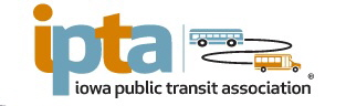 Iowa Public Transit Association Logo